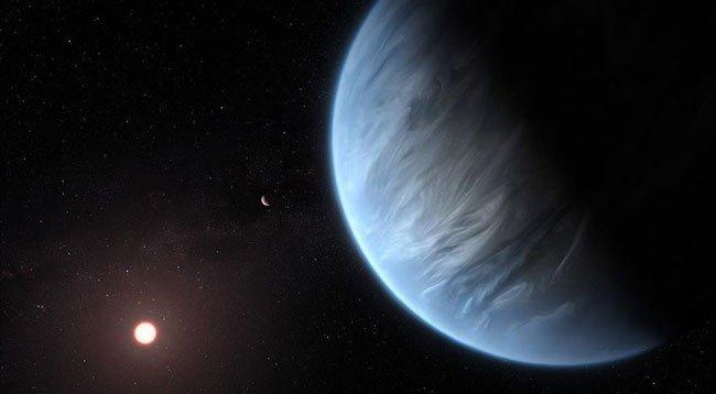 Öte Gezegen K2-18b'de Yaşam Belirtisi