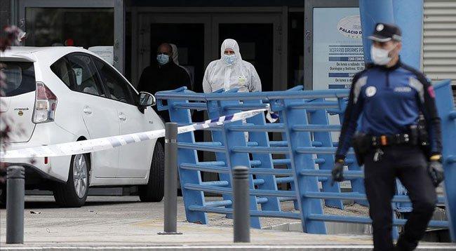 İspanya'da Acı Tablo: Bir Günde 832 Can Kaybı