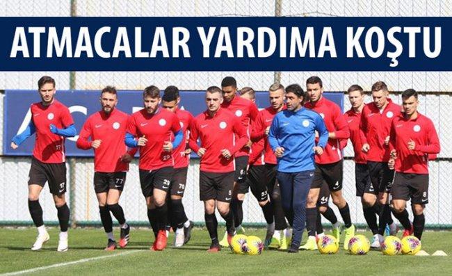 Haluk Levent'in Kampanyasına Çaykur Rizesporlu Futbolculardan Destek