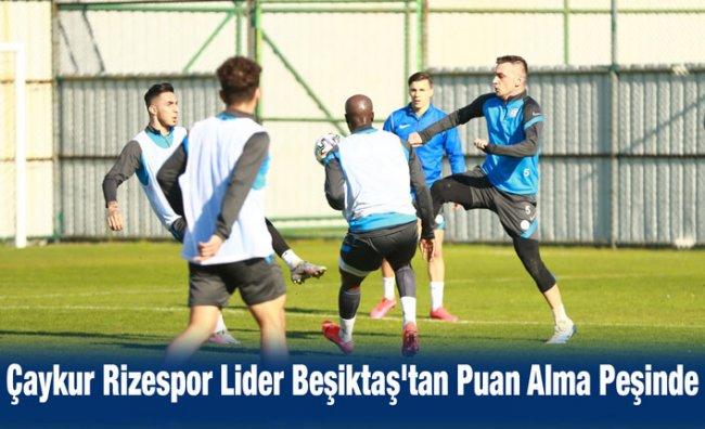 Bakır: Beşiktaş'ı Yenip Taraftarımızı Mutlu Etmek İstiyoruz