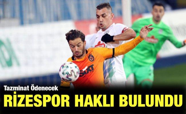 Galatasaray, Oğulcan İçin Çaykur Rizespor'a Tazminat Ödeyecek