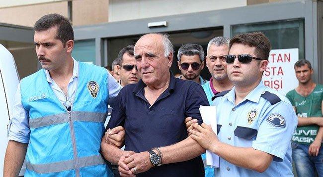 Hakan Şükür'ün Babasına 'FETÖ'ya Yardım' Suçundan Hapis Cezası