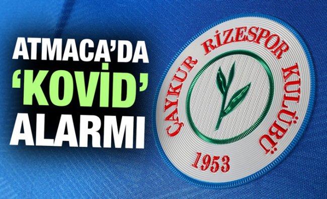 Çaykur Rizespor'da 6 Kişinin Daha Kovid-19 Testi Pozitif Çıktı