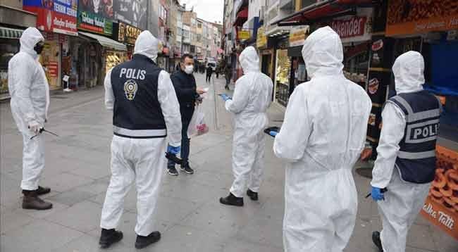 'Türkiye Güven Huzur Uygulaması' Gerçekleştirildi