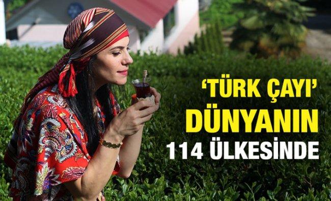 Türk Çayı En Çok Avrupa'da Tüketiliyor