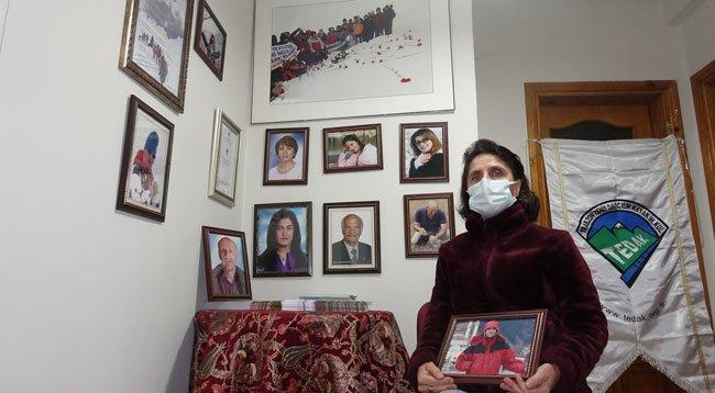 12 Yıl Önce Çığ Nedeniyle Ölen Dağcılar Unutulmadı