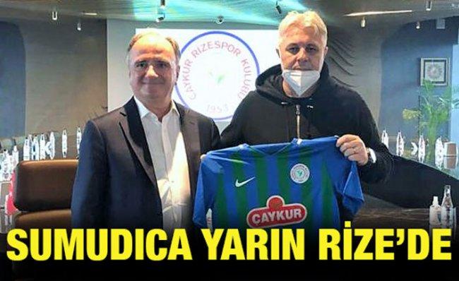 Çaykur Rizespor, Sumudica ile 1,5 Yıllık Anlaşma Sağladı