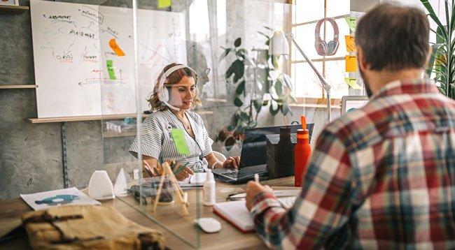 Pandemi Sonrası Değişen Ofis Kullanım Alışkanları