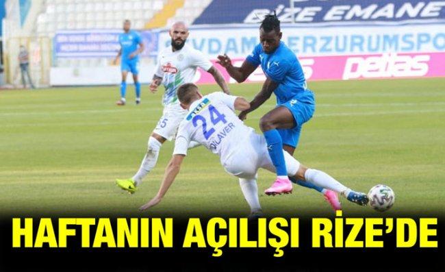 Çaykur Rizespor Sahasında BB Erzurumspor'u Konuk Ediyor