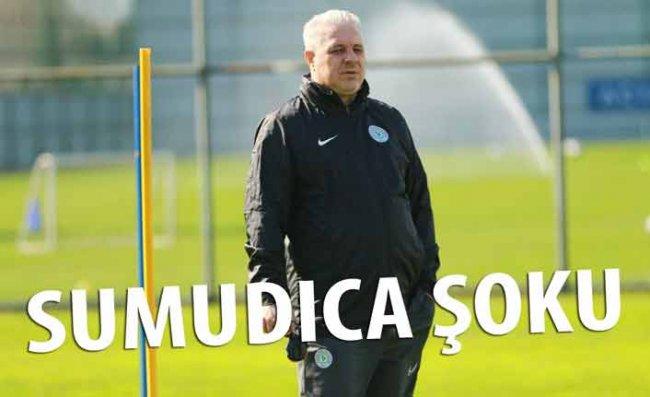Futbolcular, Sumudica'yı İstifa Kararından Vazgeçirdi