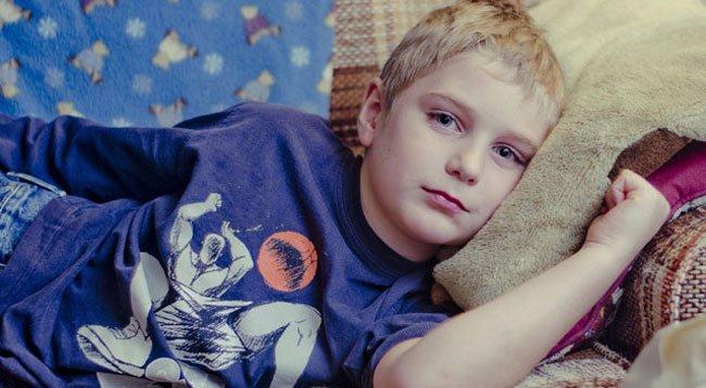 Çocukların, Yılda 8-10 Kez Hastalanması Normal
