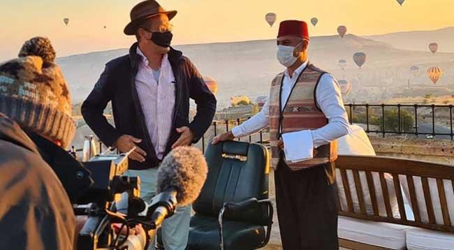 CNN International'dan Kapadokya Programı