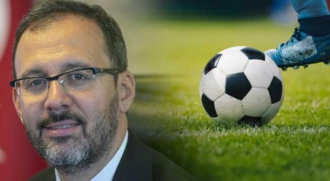 Bölgesel Amatör Lig Müsabakaları 17 Nisan'da Başlıyor