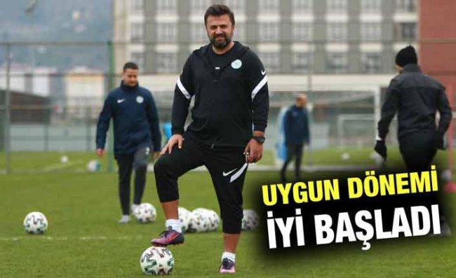 Çaykur Rizespor'u Mourinho Değil, Uygun Kurtardı
