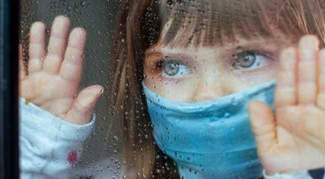 Pandemide Çocuklar da Ruhsal Olarak Çok Yıprandı