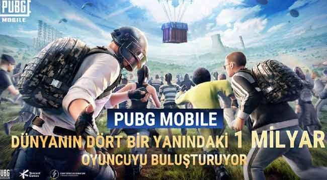 PUBG MOBILE 1 Milyar İndirmeyi Aştı