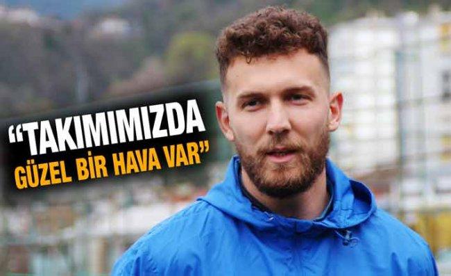 Tarık Çetin: Antalyaspor Maçında Camiamıza Üç Puan Hediye Edeceğiz
