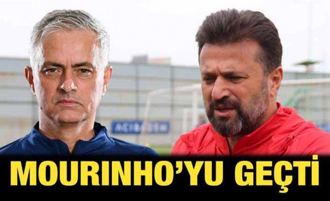 Bülent Uygun, Mourinho'yu Geride Bıraktı