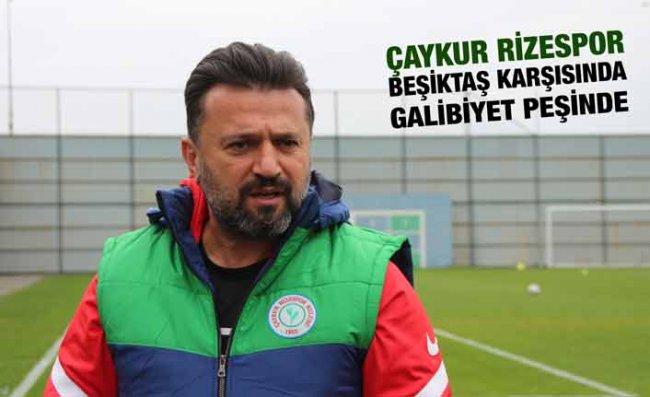 Uygun: Beşiktaş'a Karşı Kazanan Taraf Olmak İstiyoruz