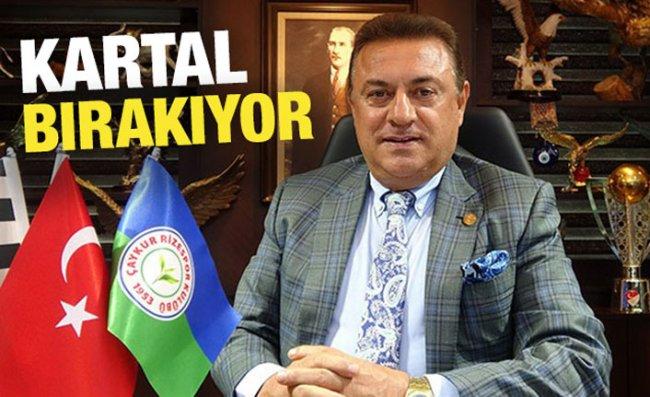 Hasan Kartal Başkanlık Görevini Bırakıyor