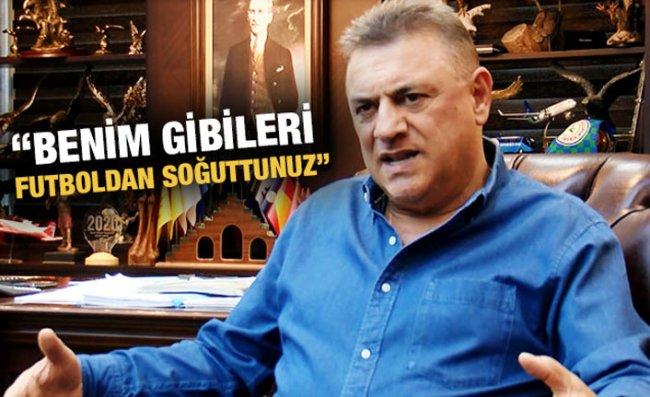 Çaykur Rizespor Kulübü Başkanı Hasan Kartal, Görevinden İstifa Etti