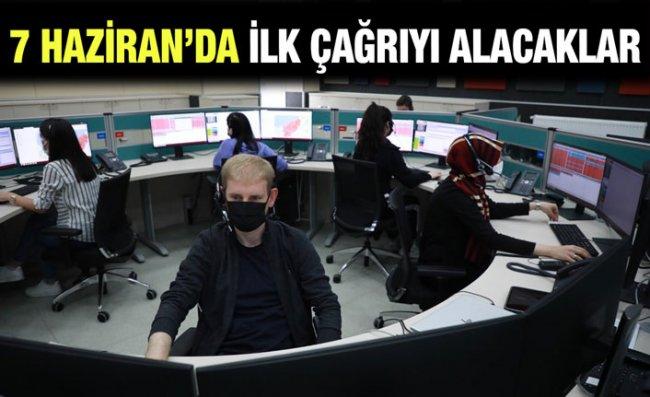Rize'de '112 Acil Çağrı Merkezi' Hizmete Giriyor