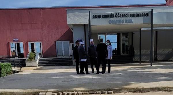 Trabzon'da68 üniversiteli,zehirlenme şüphesiylehastaneye başvurdu