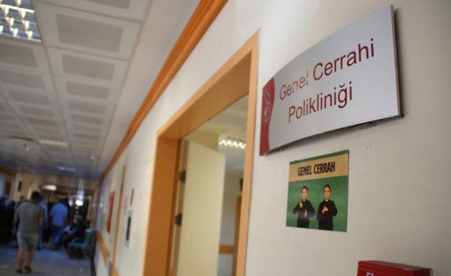Rize'de İşitme Engelli ve Okuryazar Olmayanlara Özel Uygulama