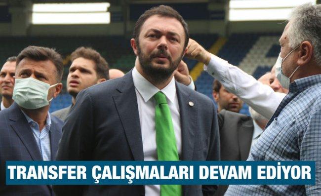 Selimoğlu: Gündemimizde Çok Fazla Oyuncu Var