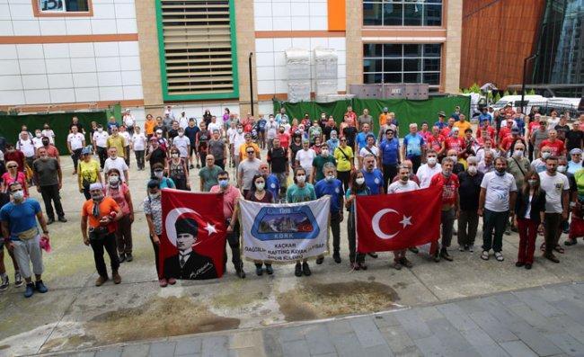 Rize'de Uluslararası Dağcılık ve Turizm Şenliği Başladı