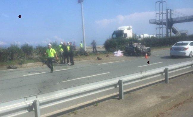Rize'de Otomobil ile Minibüs Çarpıştı: 10 Yaralı