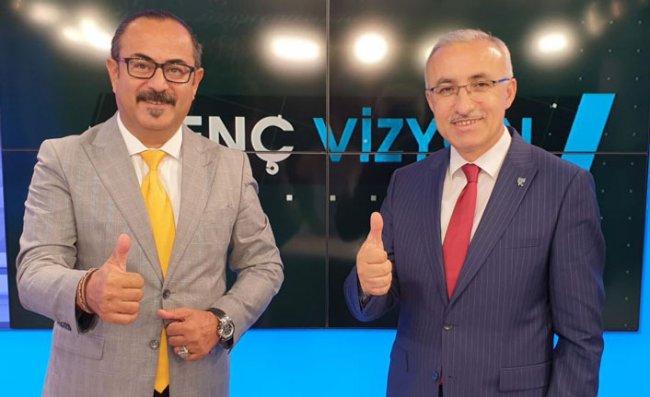 Rektör Karaman, Tercih Yapacak Öğrencilere RTEÜ'yü Anlattı