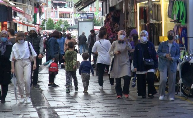 Nüfusa Oranla En Fazla Vaka Görülen Rize'de Bulaşlar 'Aile İçi'
