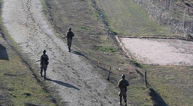 MSB: Hudutlarda 2'si FETÖ, 2'si DEAŞ üyesi 13 kişi yakalandı