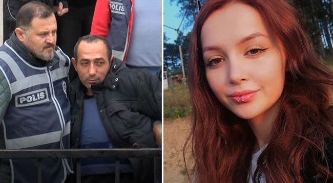 Polislere saldırıdan yargılanan Ceren'in katili: Cezamın kesilmesini istiyorum