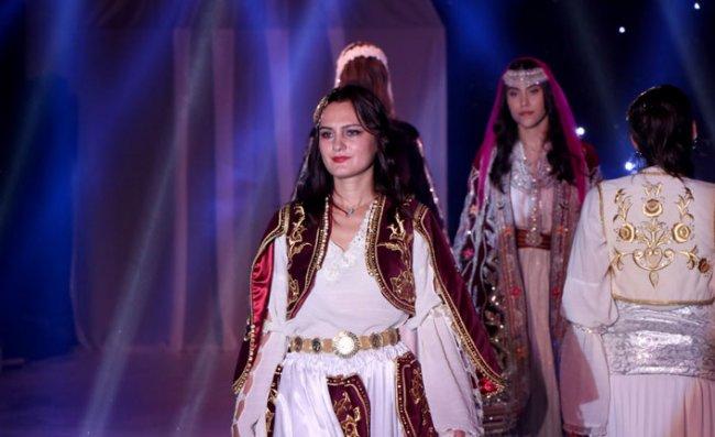 Balkan ve Rumeli Kıyafetleri Defilede Sergilendi