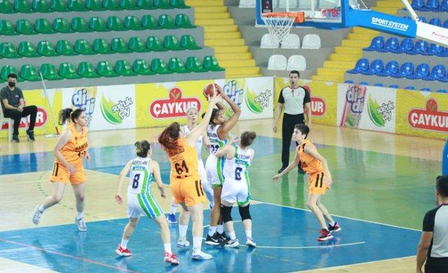 Rize Belediyespor'dan 'Farklı' Başlangıç: 92-31