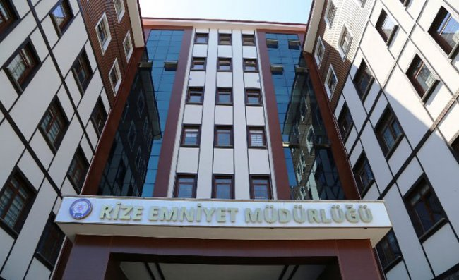 Rize'de Eylül Ayında 41 Kişi Tutuklandı