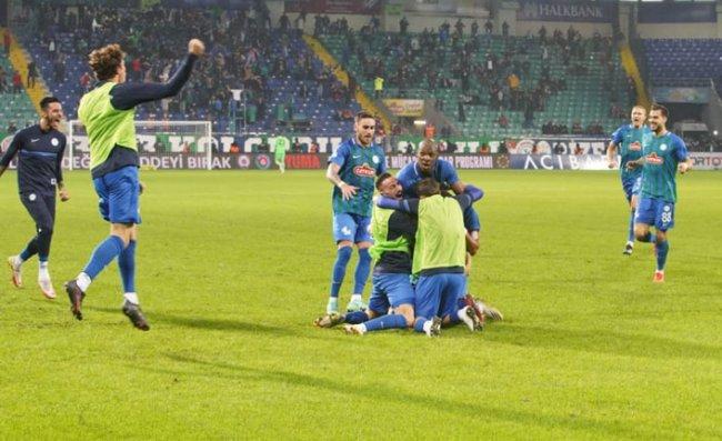 Karadeniz'in İki Takımı İlk Kez Süper Lig'de Karşılaşıyor
