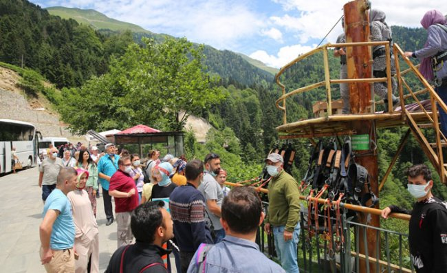 Turizmciler Yaz Sezonundan Memnun Ayrıldı