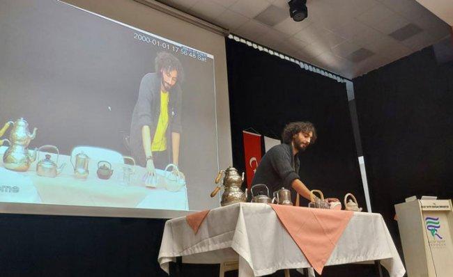Ardeşen'de Çay Demleme ve Sunumu Etkinliği Düzenlendi
