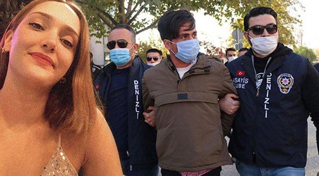 Şebnem Şirin'i boğazını keserek öldüren Furkan Zıbıncı'nın ifadesi ortaya çıktı