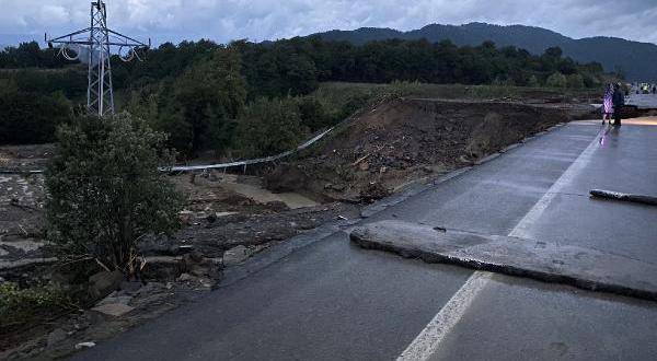 Bartın'da selin zararı 23 milyon 107 bin 924 lira