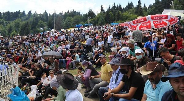 40'ıncı Kafkasör Festivali, boğa güreşleriyle sona erdi