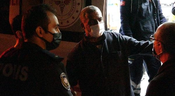 Maskeli Kişiler Sahur Vakti Iraklı Aileye Dehşeti Yaşattı