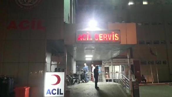 118 Kişi Hastaneye Kaldırıldı
