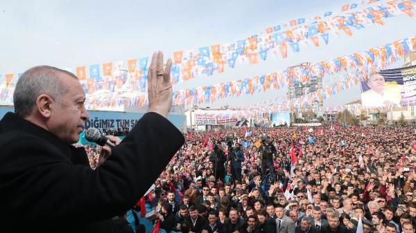 Cumhurbaşkanı Erdoğan: Fiyatlar yarıya indi, daha da inecek