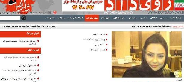 Ebru Gündeş İran`da ezber bozdu