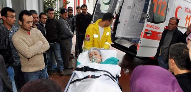 Antalya`da soba faciası: 1 ölü