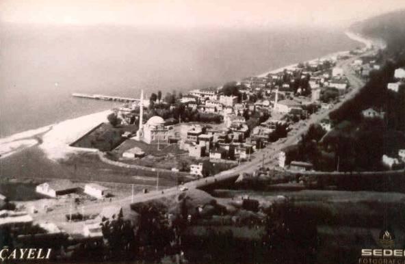 Rize Merkez - Köy ve Mahalle İsimleri